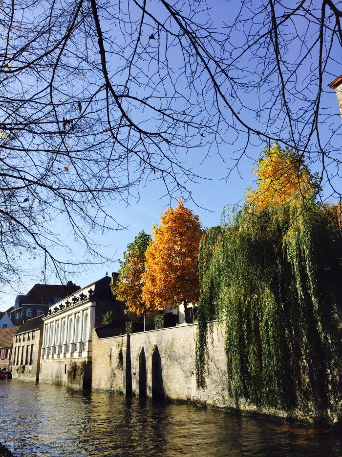 Un 31 octobre estival àBruges